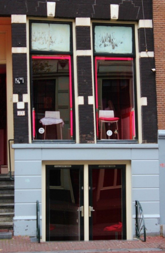 Amsterdam first impressions: Red Light District