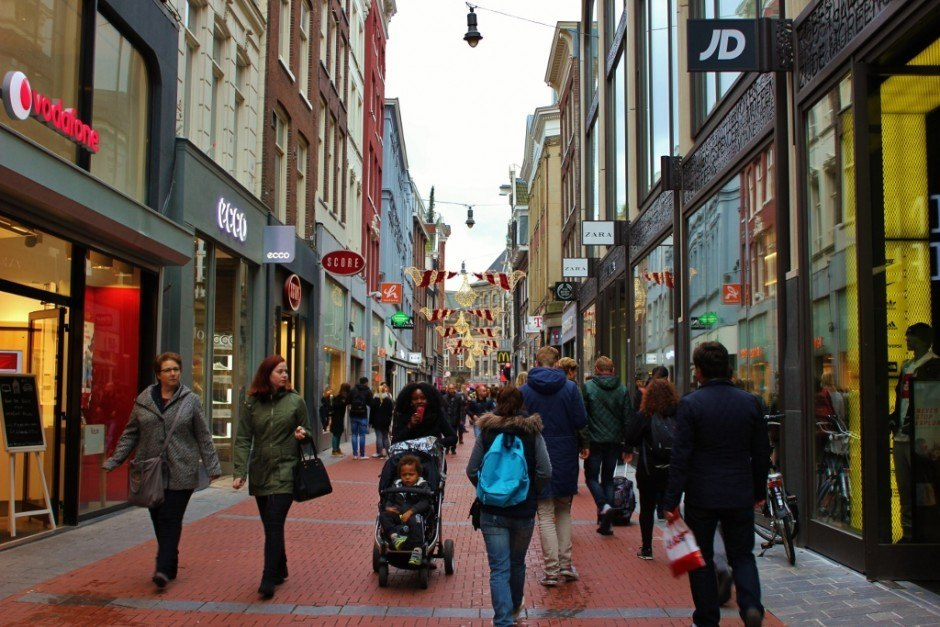 One day in Amsterdam self-guided walking tour - sight 3: Shop on Nieuwenduk