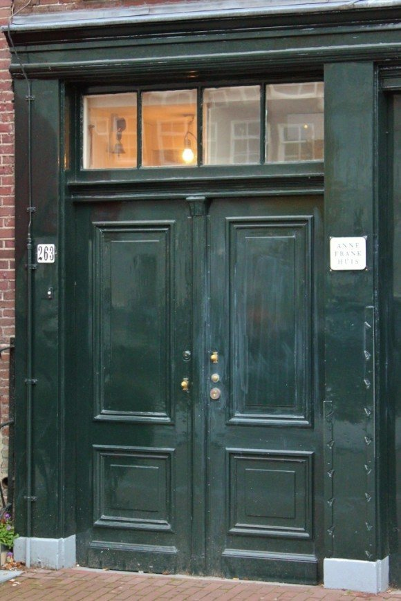 One day in Amsterdam self-guided walking tour - sight 14: Anne Frank House Museum