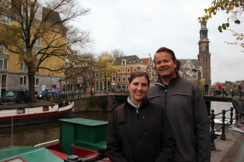 We got our Amsterdam first impressions during our one day in the city