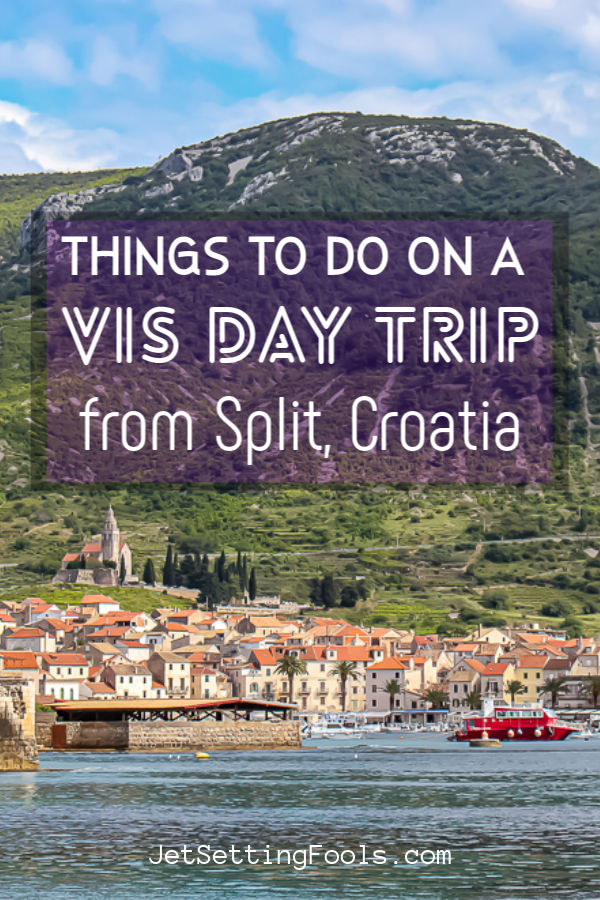 The Best Things To Do on a Vis Day Trip from Split, Croatia by JetSettingFools.com