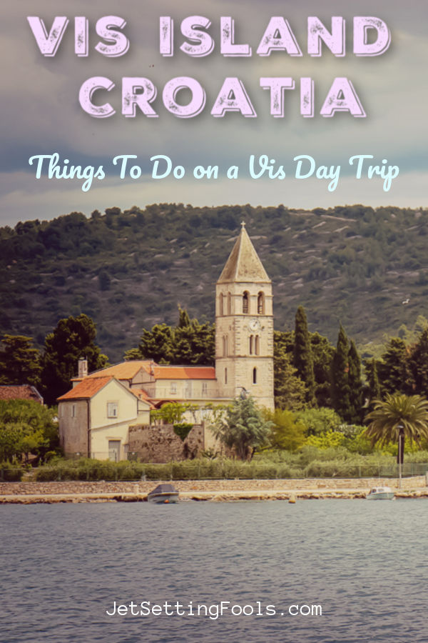 Things to do on a Vis Day Trip from Split, Croatia by JetSettingFools.com