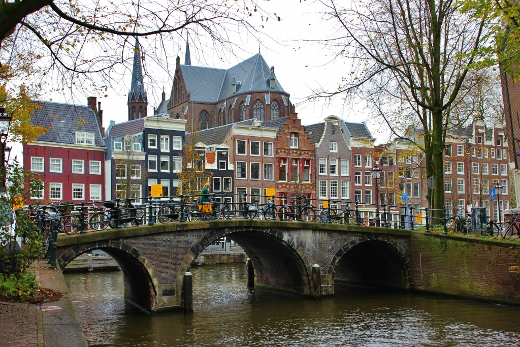One Day In Amsterdam Self Guided Walking Tour 15 Sights