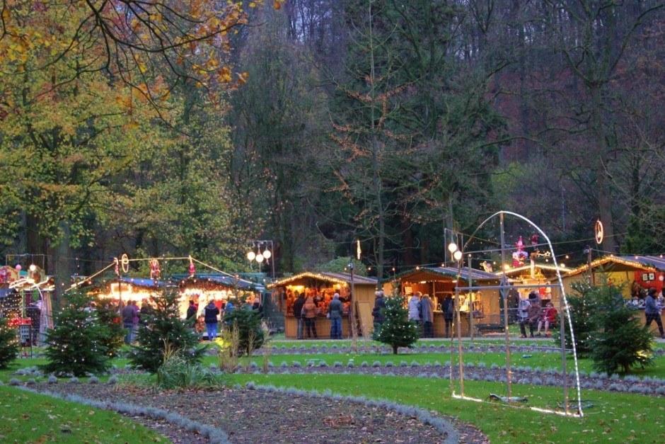 Christmas Markets near Nijmegen Netherlands Kleve Germany