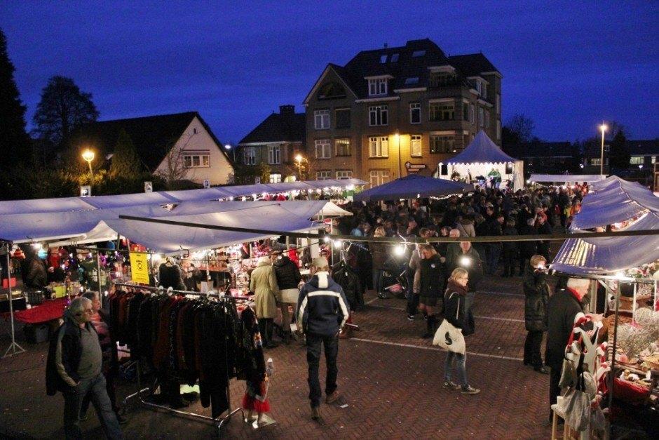 Christmas Markets near Nijmegen Netherlands Beek Kerstmarkt