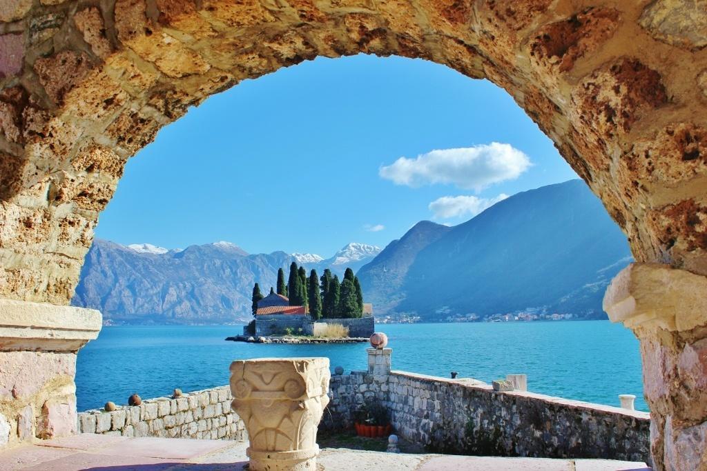 Perast Montenegro Island JetSeting Fools