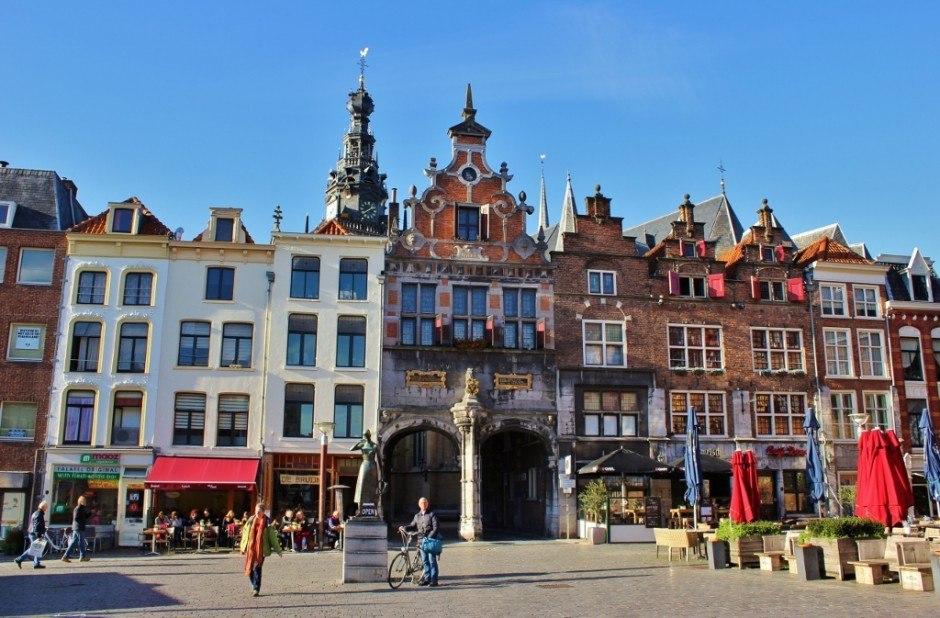Nijmegen, Netherlands Grote Markt