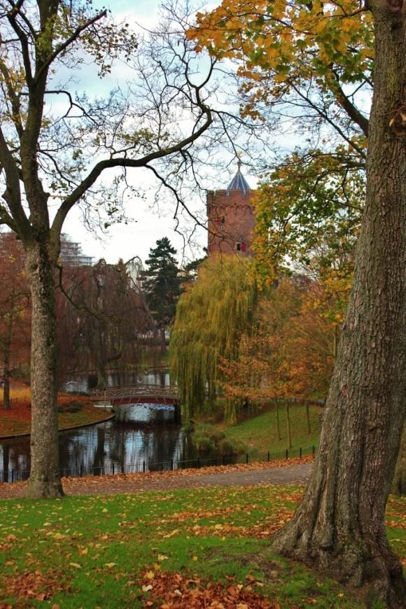 Nijmegen, Netherlands Kronenburger Park