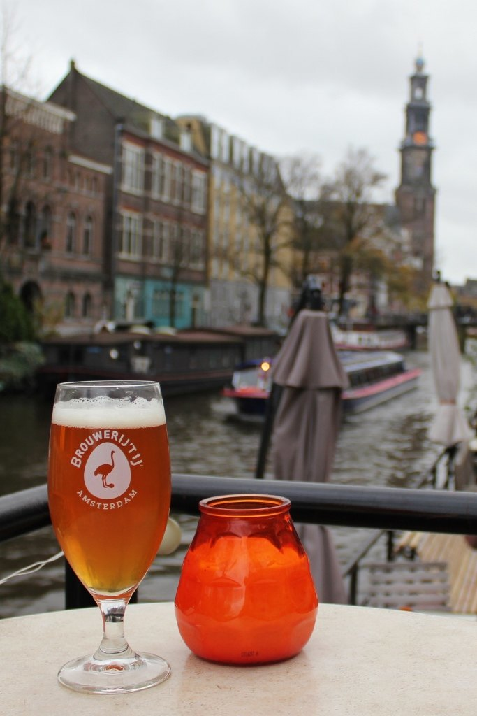 Craft Beer in Amsterdam Netherlands