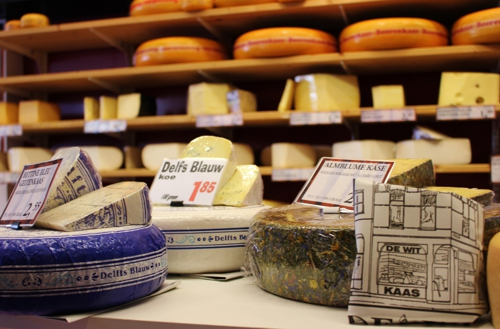 Dutch Cuisine - Kaas Cheese