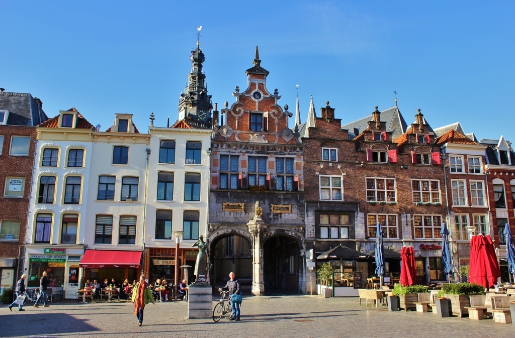 Nijmegen Netherlands in Pictures Grote Markt JetSetting Fools
