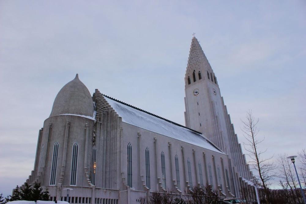 3-Day Itinerary for Iceland In Winter Hallgrimskirkja JetSetting Fools