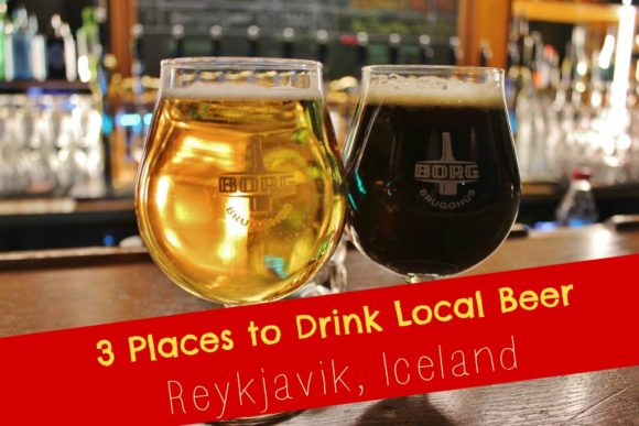 3 Places to Drink Local Beer in Reykjavik, Iceland JetSettingFools.com