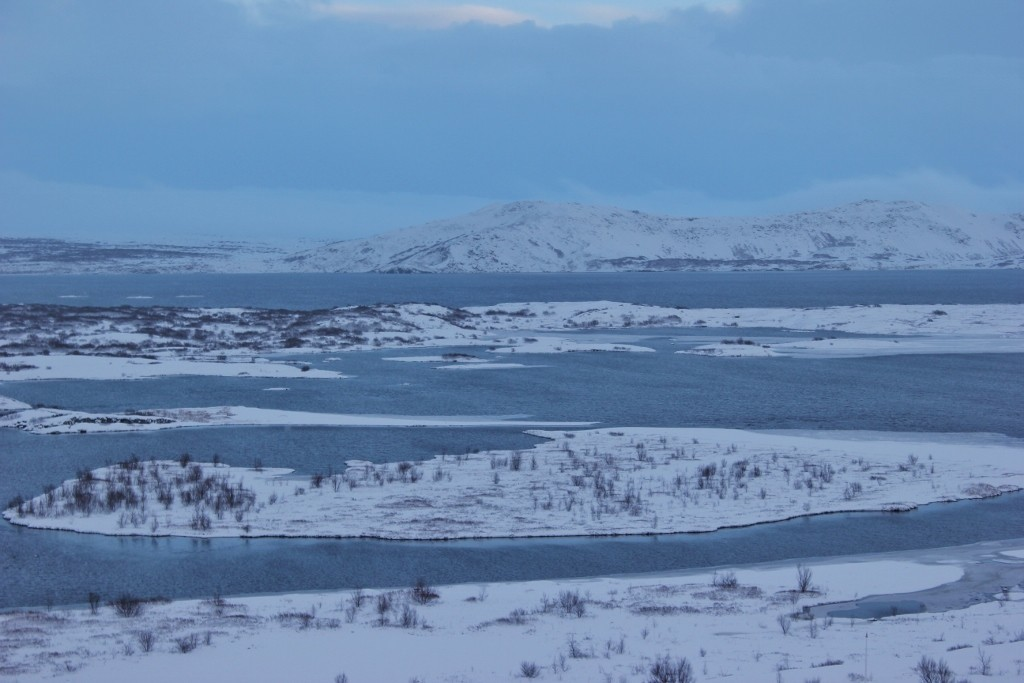 Iceland Golden Circle by Tour Bus Stop 4 Thingvellir National Park Lake JetSetting Fools