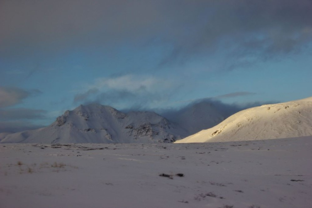 Iceland in Wintertime Contrasting landscapes JetSettingFools