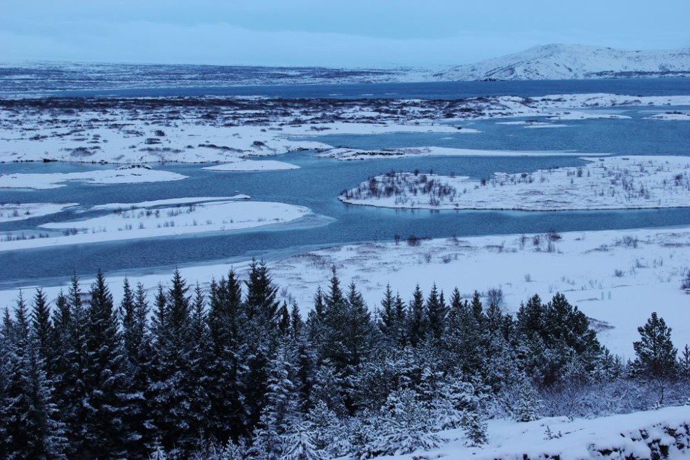 Iceland in Wintertime Thingvellir JetSettingFools