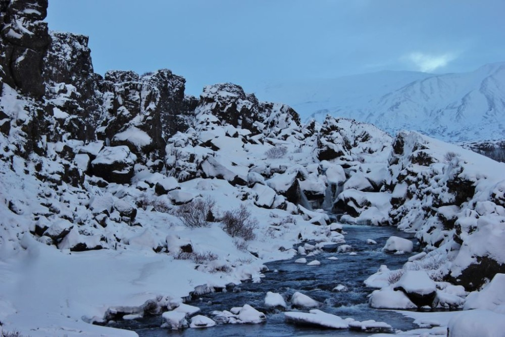 Iceland in Wintertime Thingvellir National Park JetSettingFools