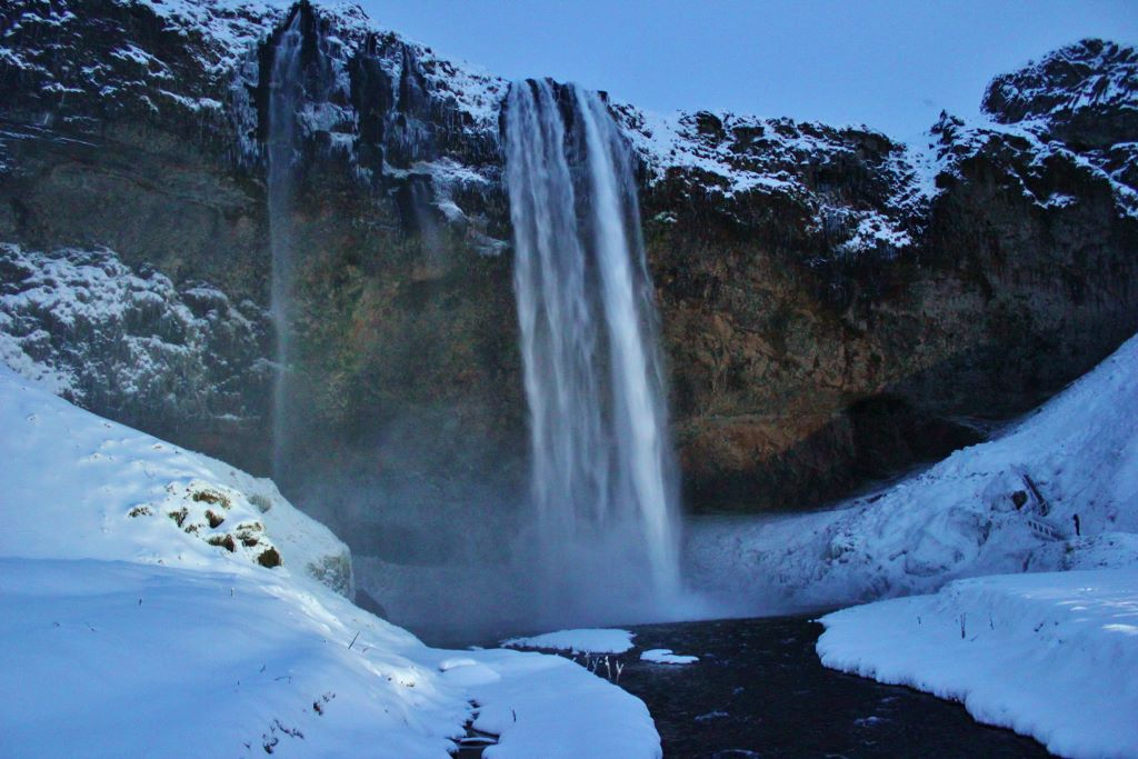 Iceland's South Coast Seljalandsfoss Waterfall JetSetting Fools