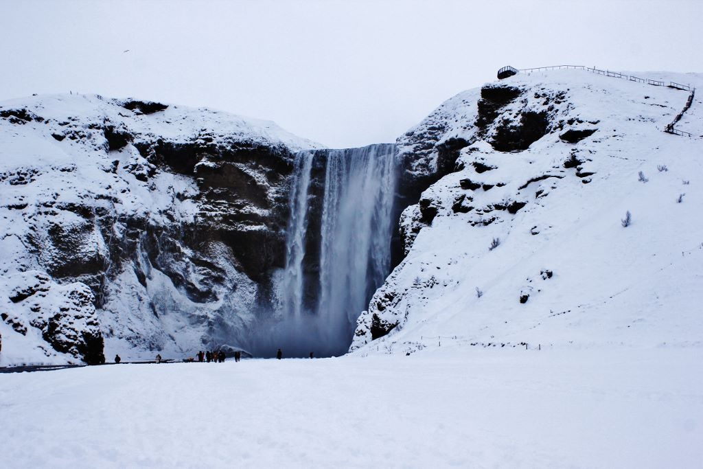 Iceland's South Coast Skogafoss JetSetting Fools
