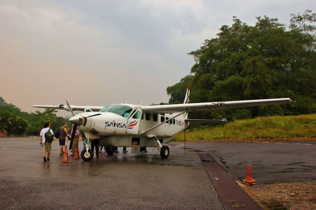 Getting to Zancudo, Costa Rica Golfito Airport JetSetting Fools