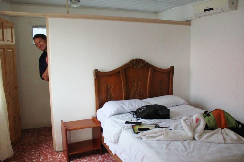 Getting to Zancudo, Costa Rica Golfito Hotel JetSetting Fools