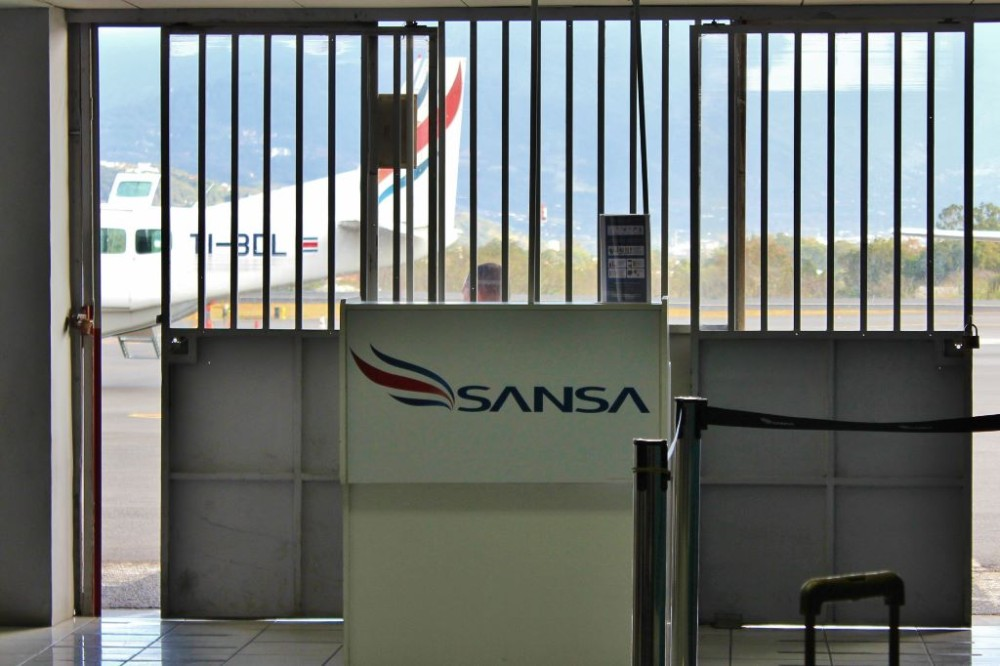 Getting to Zancudo, Costa Rica on Sansa Air JetSetting Fools