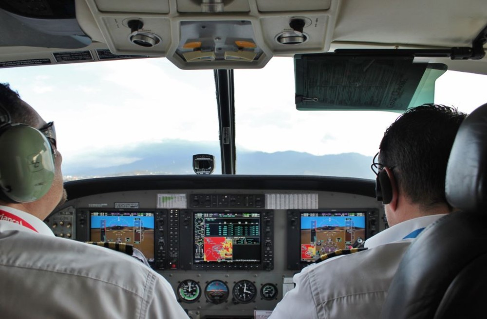 Getting to Zancudo, Costa Rica on Sansa Air Cessna 208 JetSetting Fools