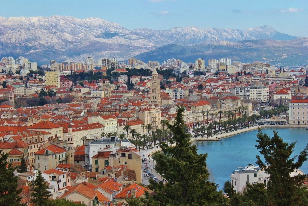 2-week Croatia Itinerary Split from Marjan Hill JetSetting Fools