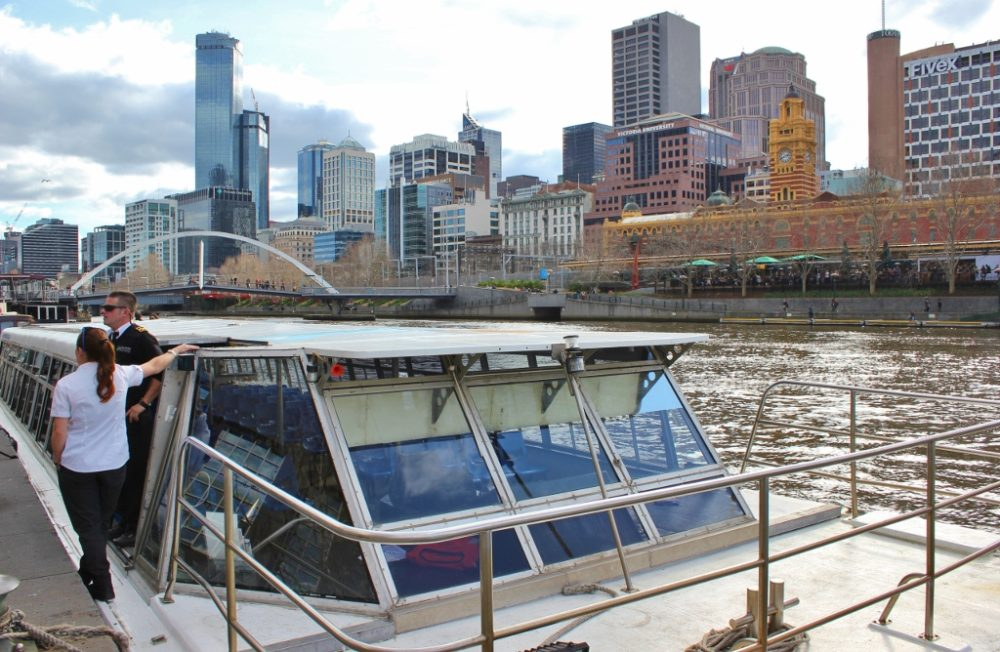 Best Things To Do In Melbourne, Australia - Take a Yarra River Cruise JetSetting Fools