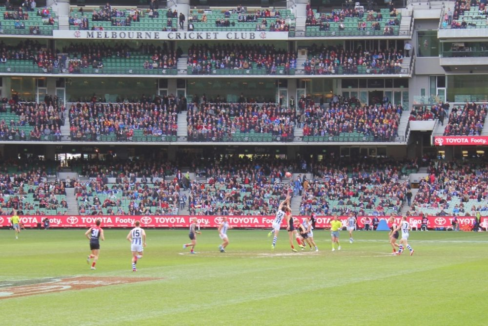 Best Things to Do in Melbourne, Australia - Watch Australian Football at the MCG JetSetting Fools