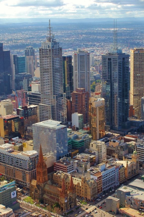 Best Things to Do in Melbourne, Australia - Views from the Eureka Skydeck JetSetting Fools