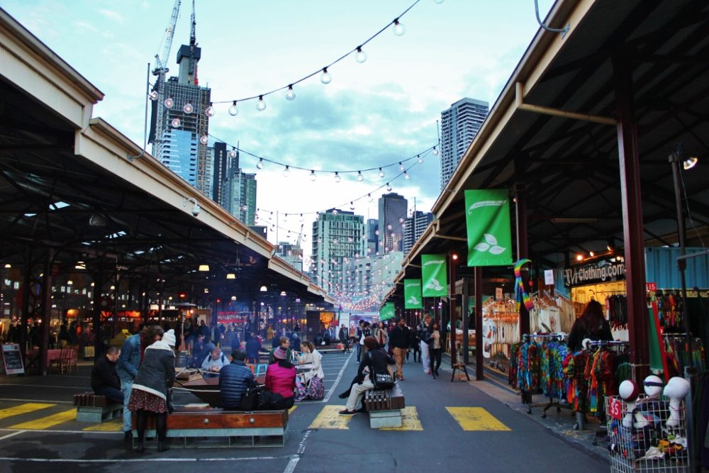 Best Things to Do in Melbourne, Australia - Shop and eat at Queen Victoria Market JetSetting Fools