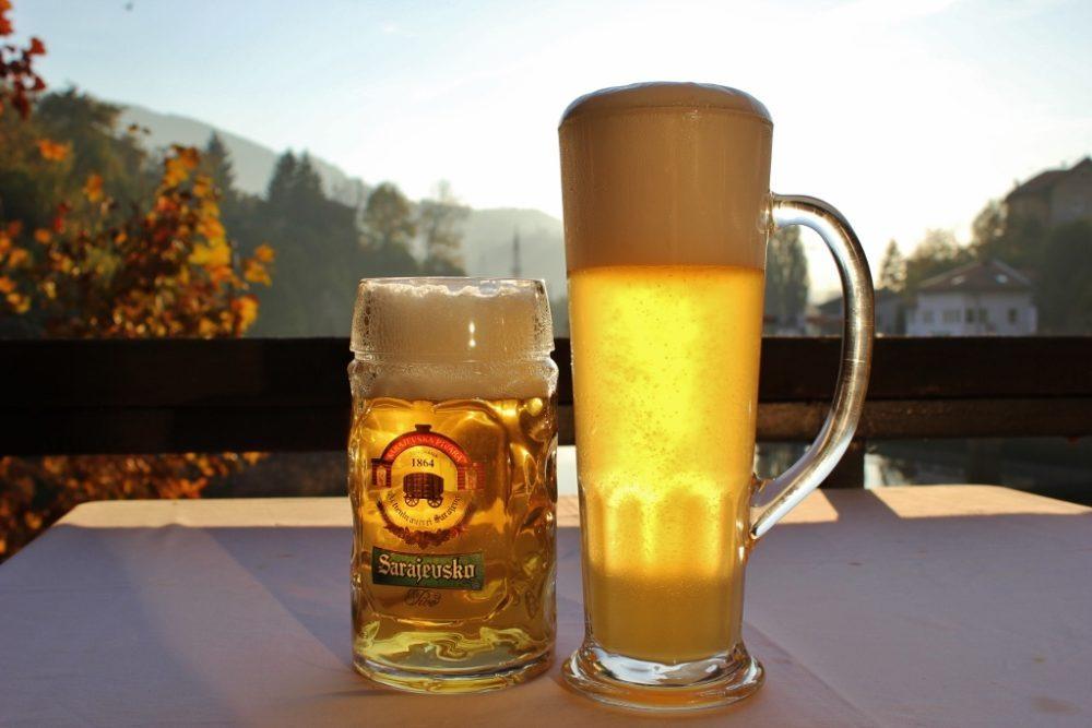 Two-Year Travel Budget Beers in Sarajevo, Bosnia-Herzgovina JetSettingFools.com