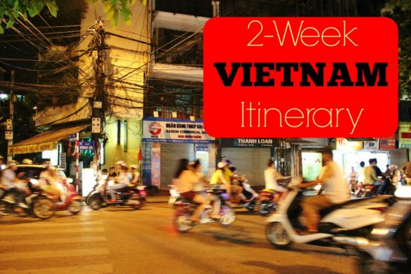 2-Week Vietnam Itinerary JetsettingFools.com