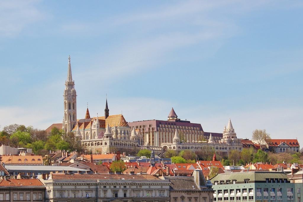 Budapest, Hungary Castle Hill JetSettingFools.com