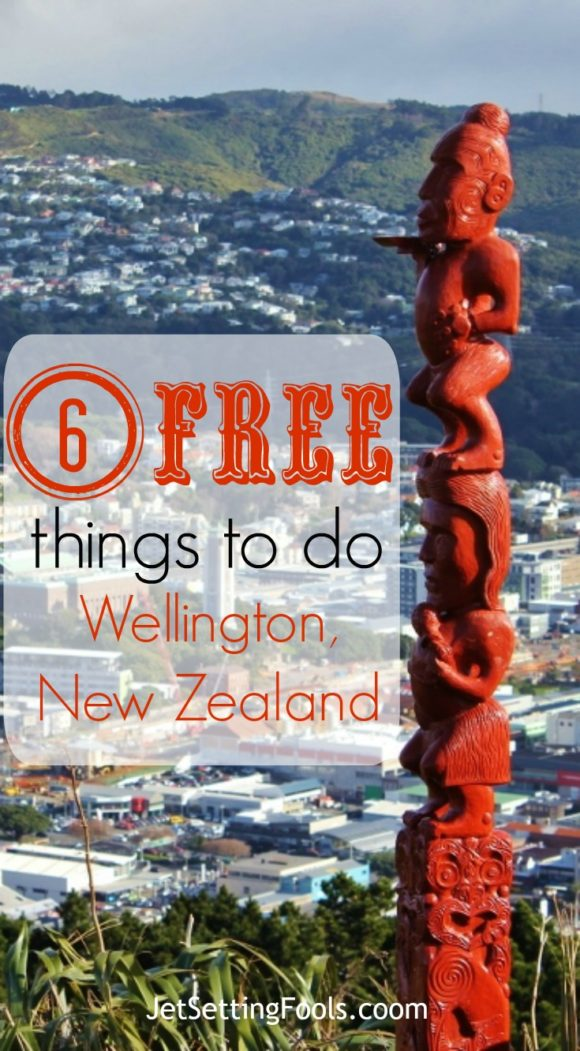 Six Free Things To Do in Wellington, New Zealand JetSettingFools.com