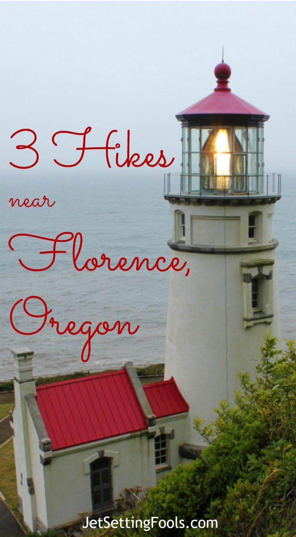 3 Hikes near Florence, Oregon Heceta Head Lighthouse JetSetting Fools