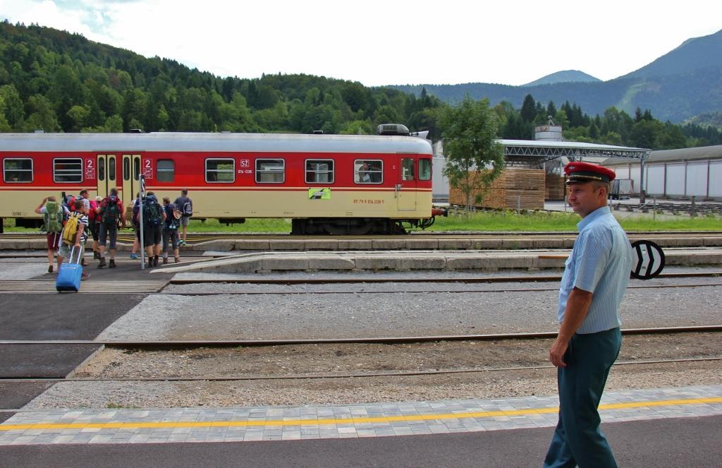 Bohinj Railway Bohinjska Bistrica Station