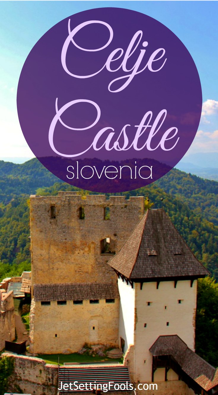 Celje Castle in Slovenia JetSettingFools