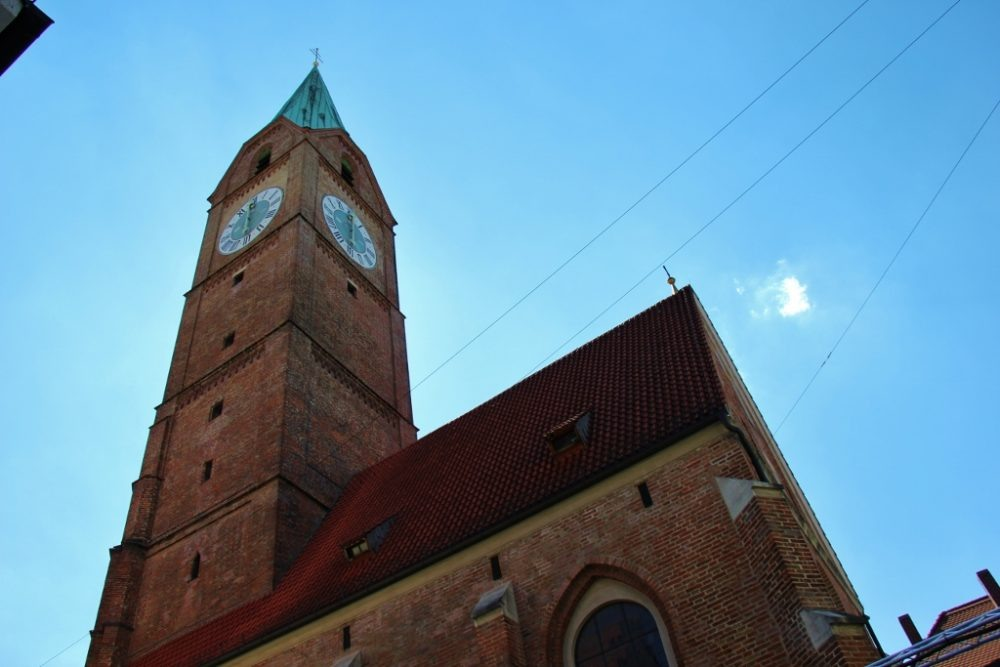 Sightseeing on a Layover in Munich Allerheiligenkirche am Kreuz Church of All Saints JetSettingFools.com
