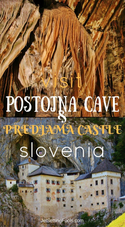 Visit Postojna Cave and Predjama Castle Slovenia