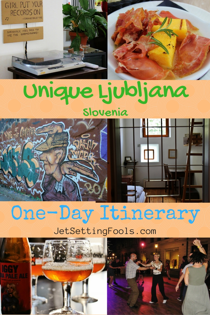 One Day in Ljubljana Itinerary for Unique Experiences