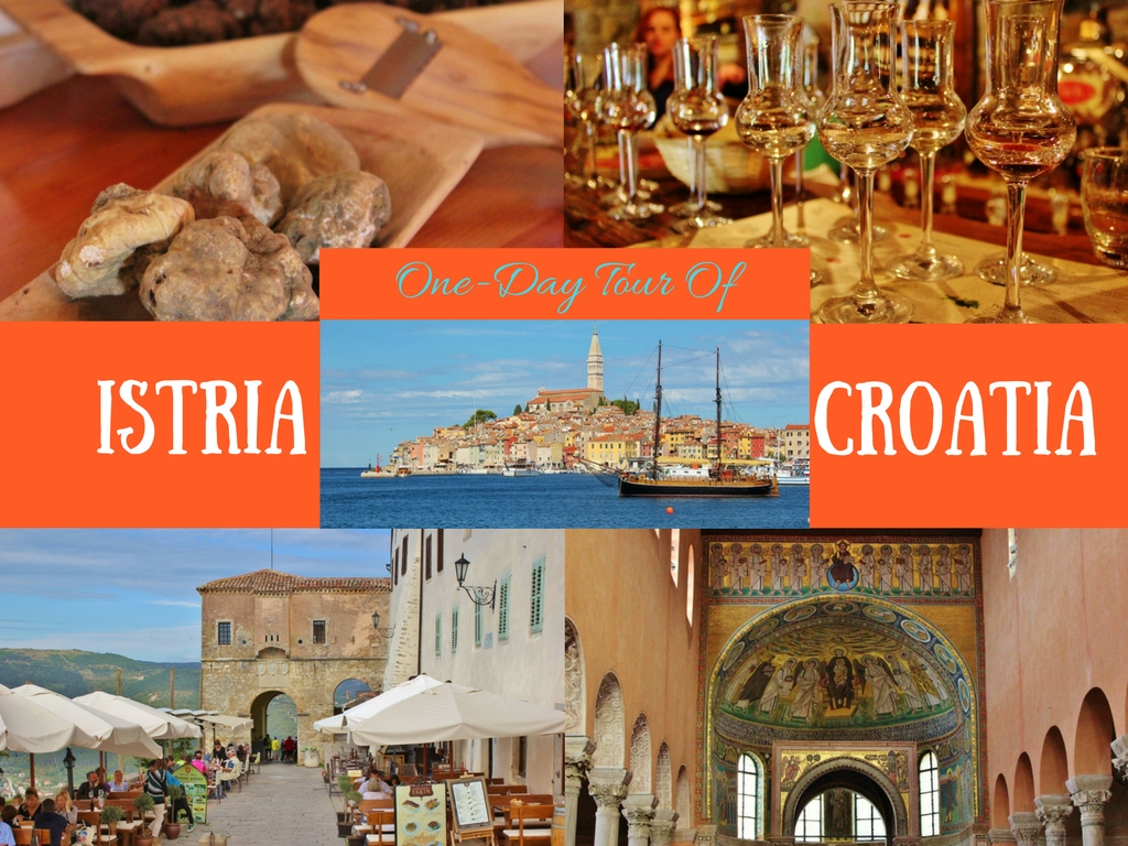 One-Day Tour of Istria, Croatia