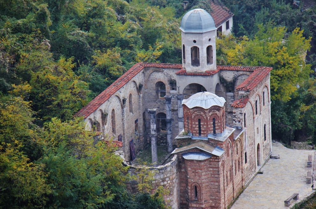 Church of Holy Savior in Prizren, Kosovo