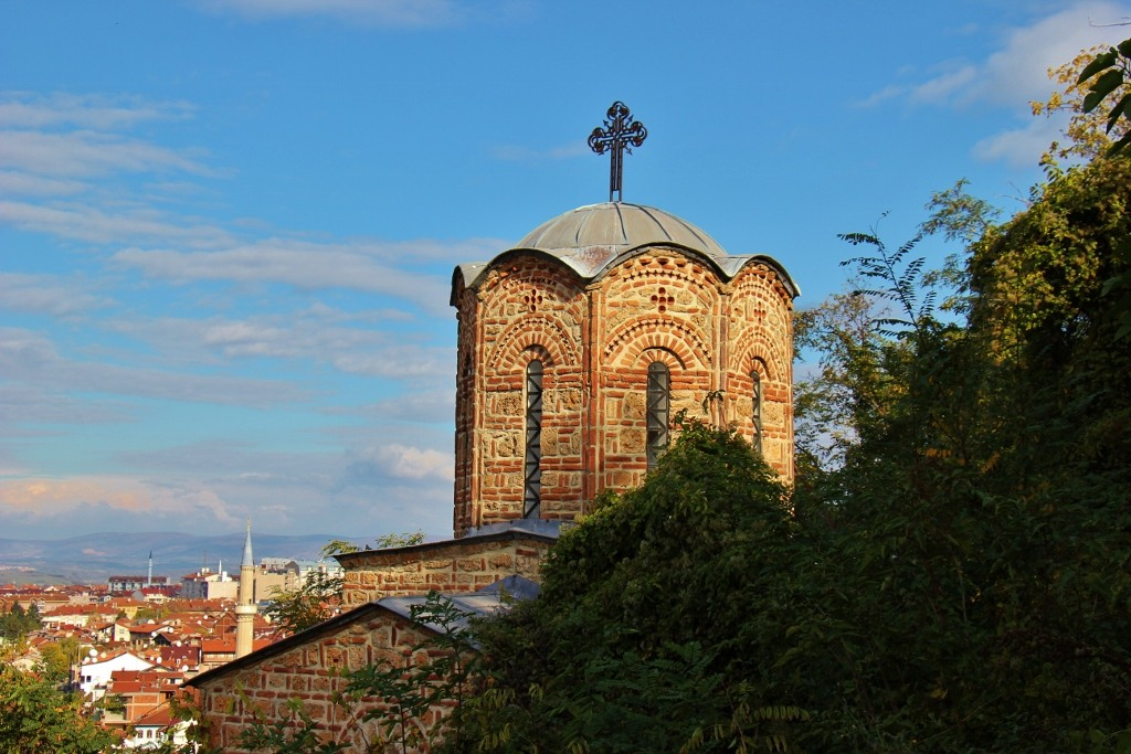 Church of Holy Sunday in Prizren, Kosovo