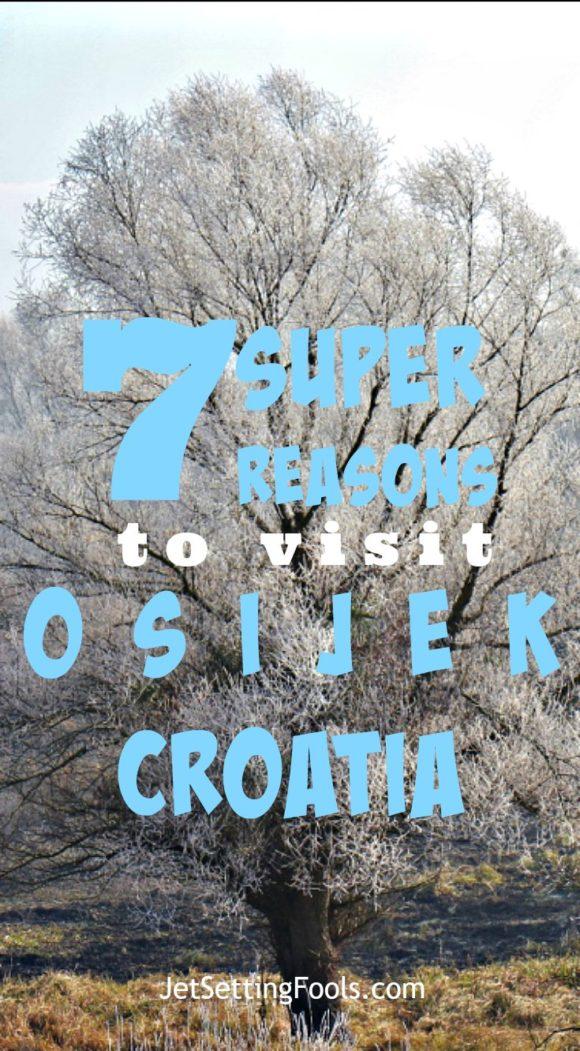 7 Super Reasons to visit Osijek, Croatia