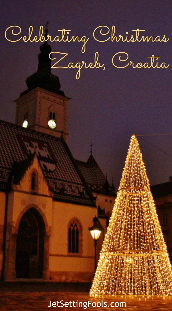 Christmas in Zagreb, Croatia