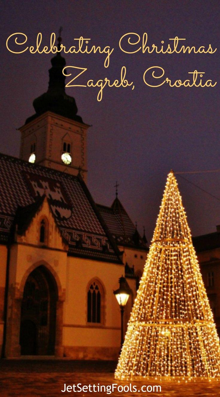Christmas in Zagreb, Croatia