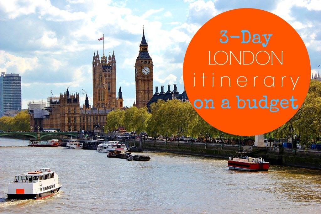3-Day London Itinerary on a Budget - Jetsetting Fools
