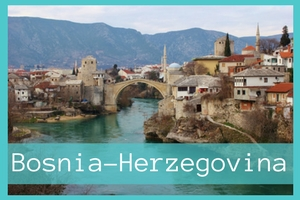 Bosnia-Herzegovina posts by JetSettingFools.com